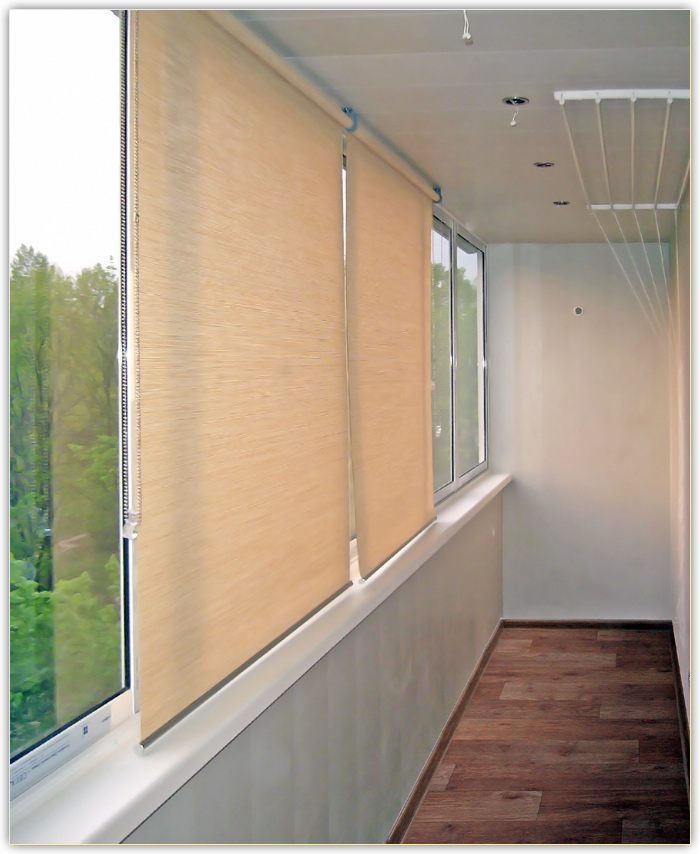"""Проект сервис подольск"""" - внутренняя отделка балконов и лодж."""