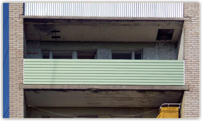 Отделка балкона сайдингом, обшивка лоджии пвх своими руками.