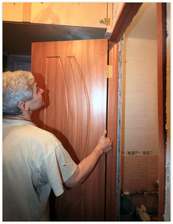 Ремонт дверей в квартире своими руками фото 84