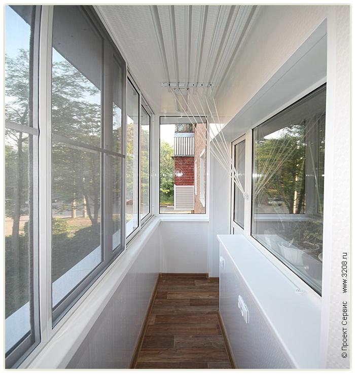 """Проект сервис подольск"""" - красивые балконы и тёплые лоджии в."""